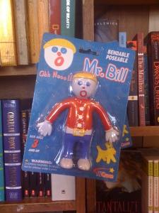 Mr. Bill Bookworks Awakens