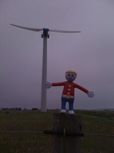 Mr. BB at the Windmill